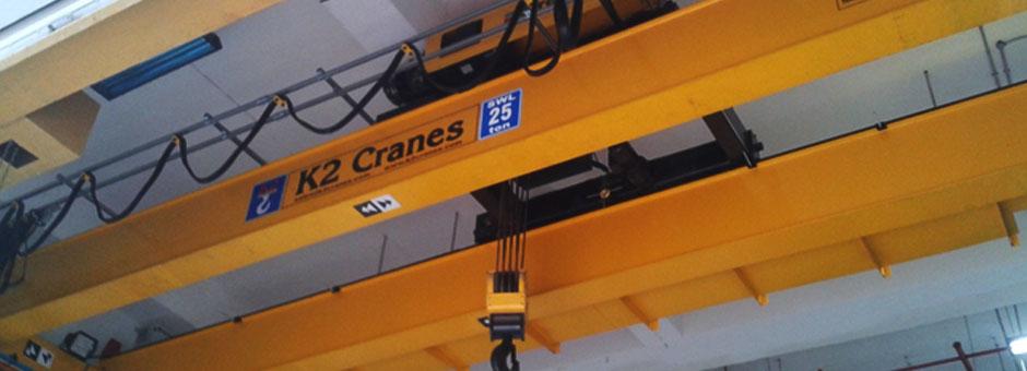 Cranes Manufacturers in India
