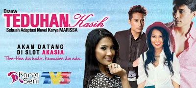 Tonton Drama Teduhan Kasih Episode 25 (SLOT AKASIA) - Full Episode