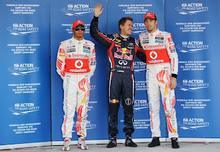 Post Qualifying Press Conference - 2011 Japanese GP | F1 2011 ...