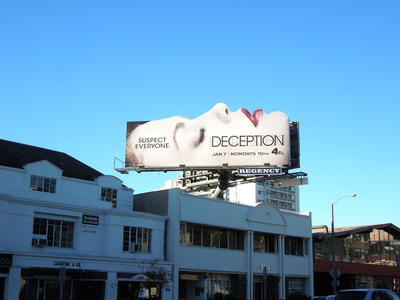 Deception special extension face billboard