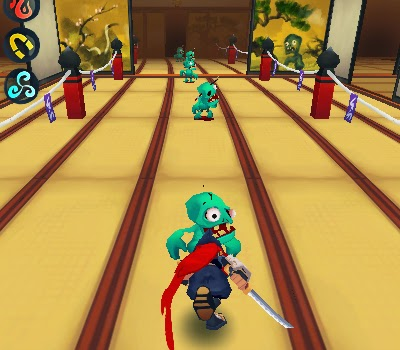 Jogo de ninja. Play Ninja Slash free, unity game