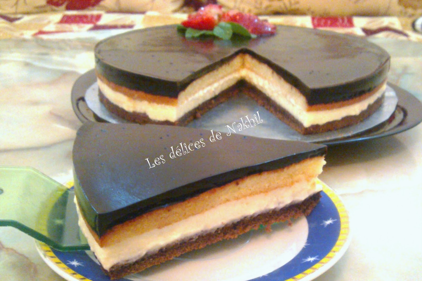 Gateau tres simple a realiser