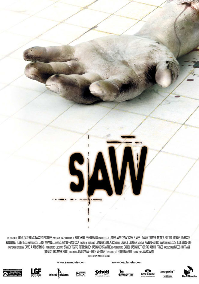 Saw (2004) -18+