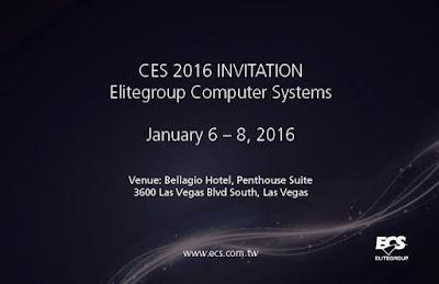 ECS at CES 2016
