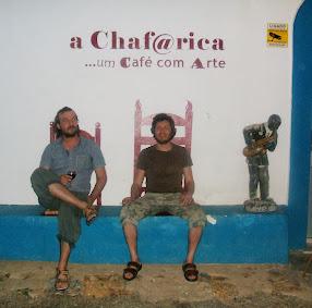Cadeira da Fama com PedroPiresPinto e RogérioCão
