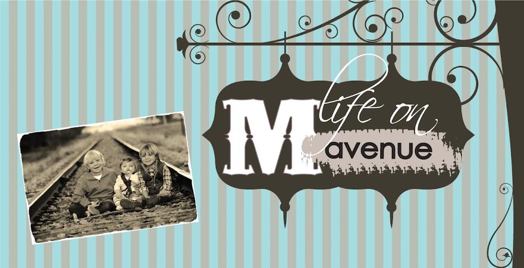 Life on M Avenue