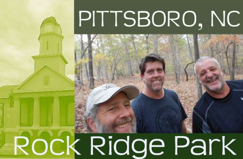 Pittsboro Featured in DiscGolfer Magazine