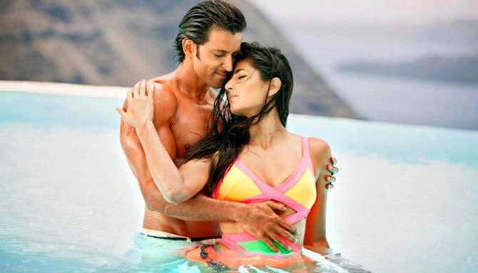 Hrithik-Katrina-Kaif-Bang-Bang-New-sexy-Poster