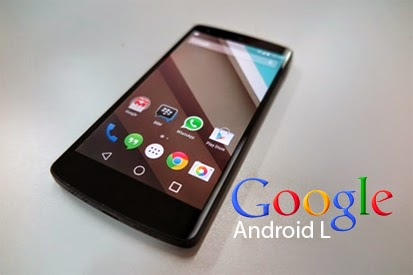 OS Google Android L