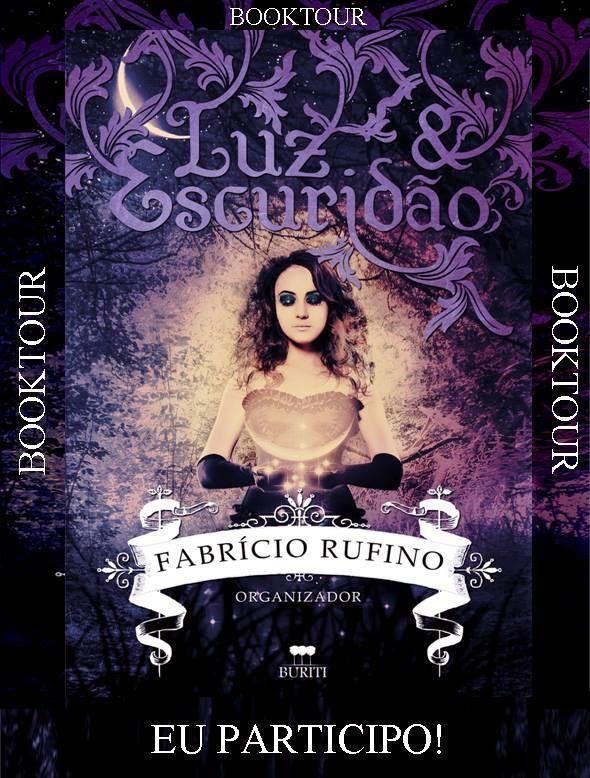 """BOOKTOUR #04 - LIVRO """"LUZ E ESCURIDÃO"""""""