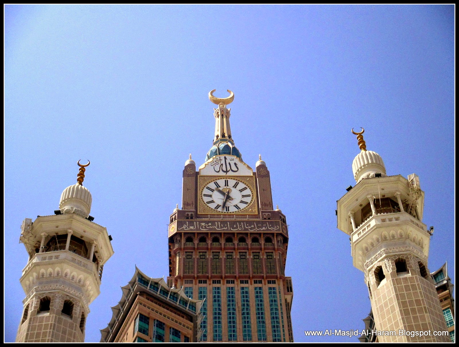 Pictures of Al Masjid Al Haram: Masjid Al Haram 01 Shawal ...