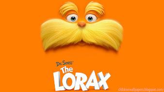 #10 The Lorax Wallpaper