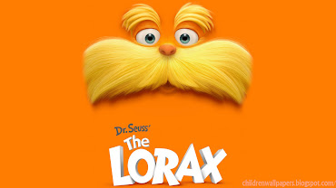 #10 The Lorax Wallpaper
