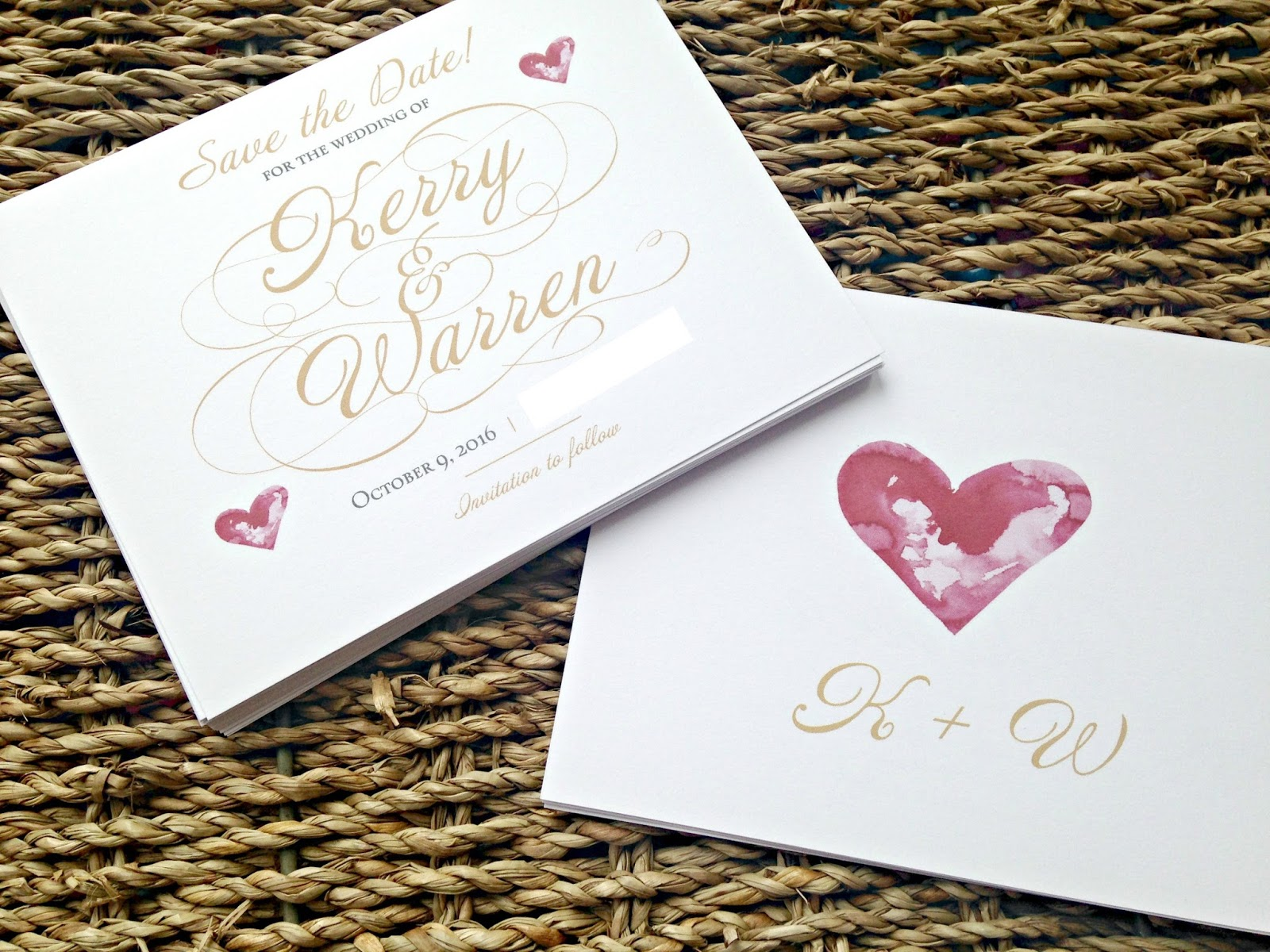 10 Free Save the Date Cards or 40% Off From VistaPrint - Custom ...