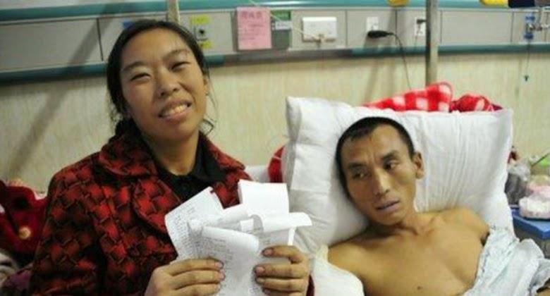 Mengharukan, Akhirnya Zhou Guixing Mendapatkan Biaya Operasi