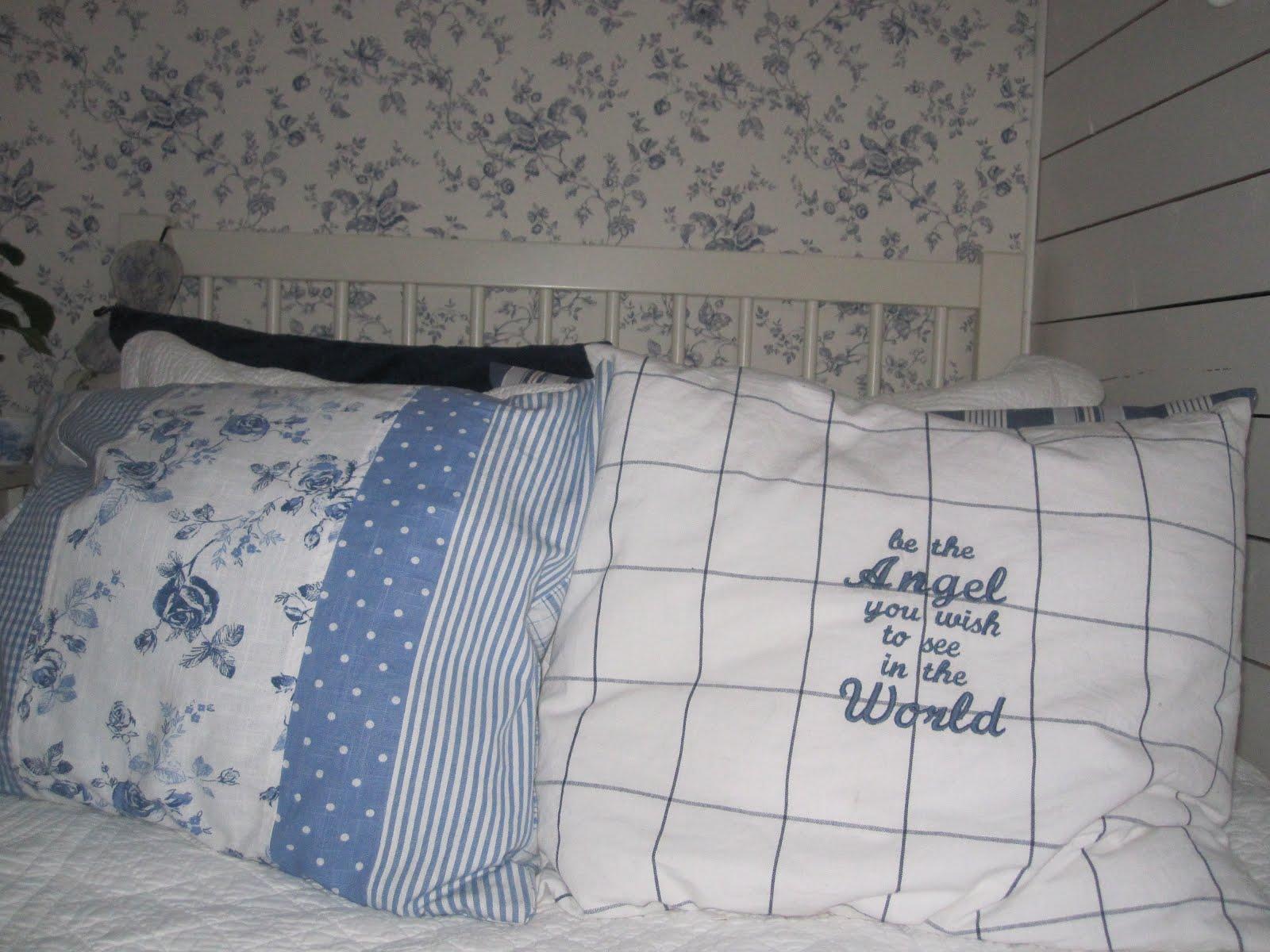 Mys och hemtrevnad!: Elins blåa rum...
