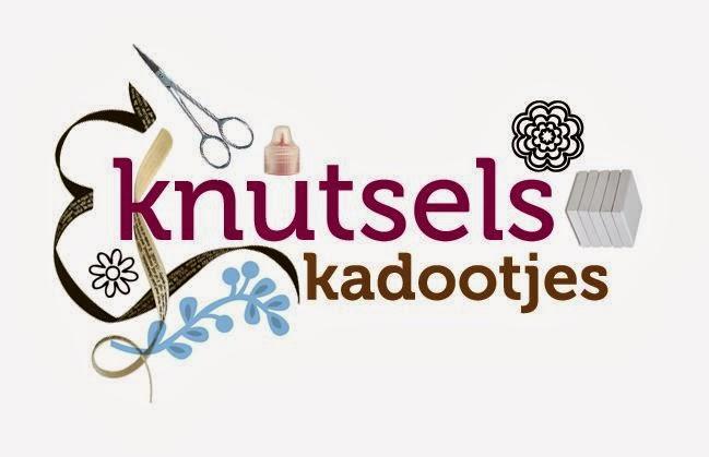 Knutsels en Kadootjes challenge blog