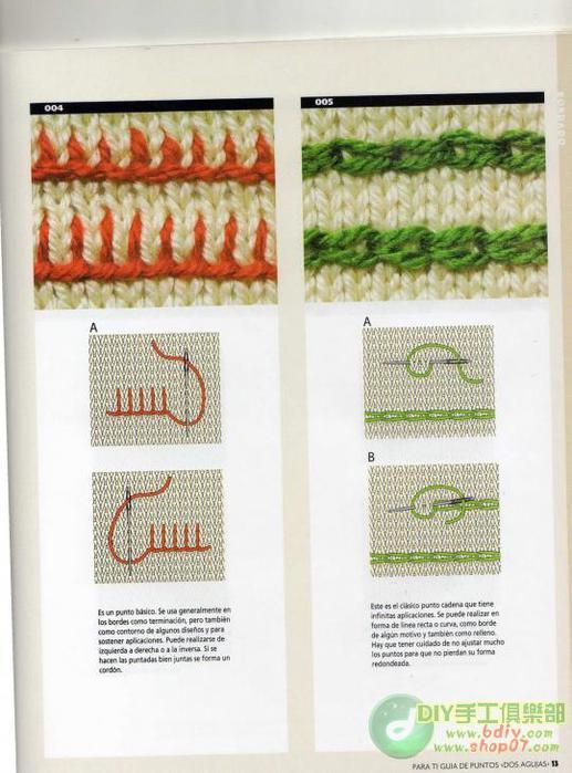 Вышивка на вязаных изделиях фото