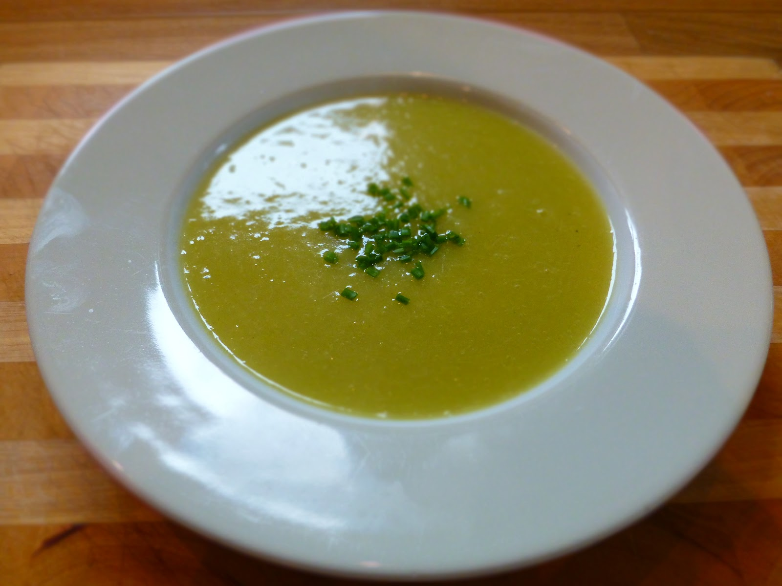 STFFcooks – Recipe #5: Leek & Potato Soup – Sam The Food Fan