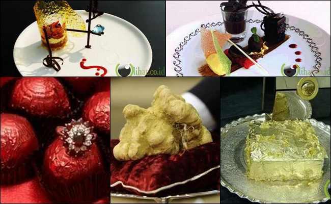 10 Jenis Kue dengan Harga Termahal di Dunia
