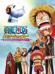 One Piece: Episodio De Merry - Mou Hitori No Nakama No Monogatari.