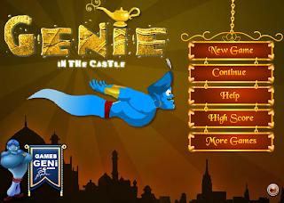 لعبة علاء الدين المارد السحري 2013 لعب مباشر اون لاين - Game Genie magic