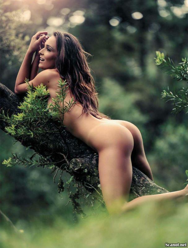 Bianca Borba nua na Playboy Brasil