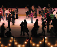 This Week's Events in St. Augustine 3 iceskating St. Francis Inn St. Augustine Bed and Breakfast