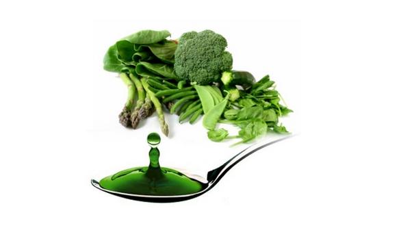 beneficios da clorofila para a saude