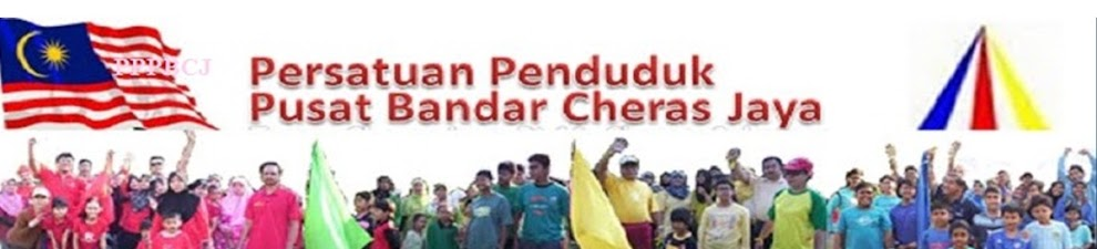 PERSATUAN PENDUDUK PUSAT BANDAR CHERAS JAYA