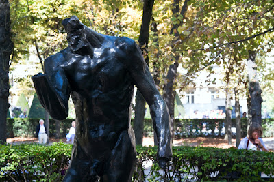 The Musée Rodin - Paris, France