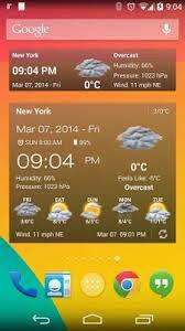 Weather & Clock Widget Full v3.0.1.2 APK Android