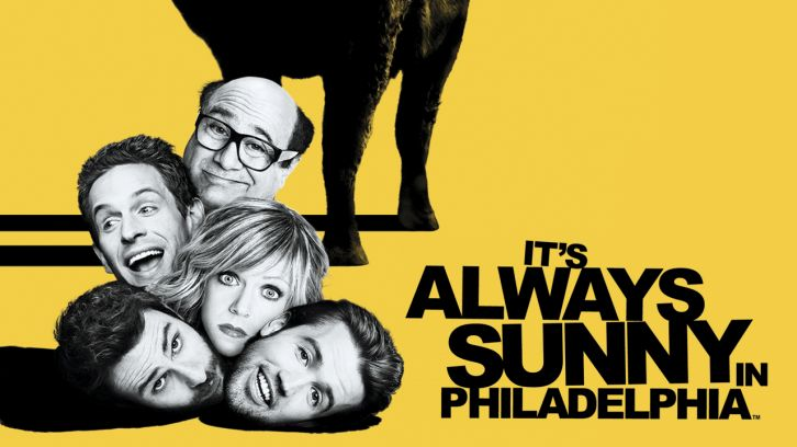 It's Always Sunny in Philadelphia - Renewed for season 13 and 14