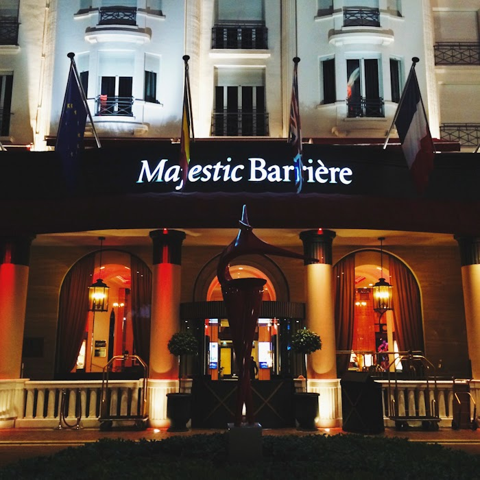 MAJESTIC BARRIERE CANNES SUITE ANGELICA ARDASHEVA