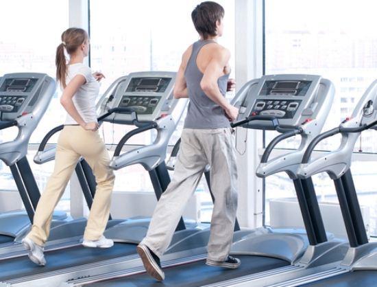 Treadmill yang Sehat dan Menyenangkan