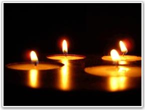 Renungan Malam Kisah 4 Lilin