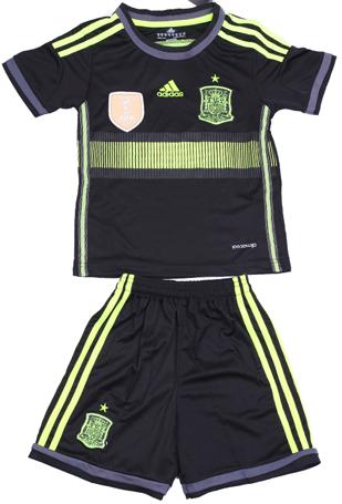 Jual Jersey Bola Kids Spanyol - Spain Away Piala Dunia 2014 Grade Ori