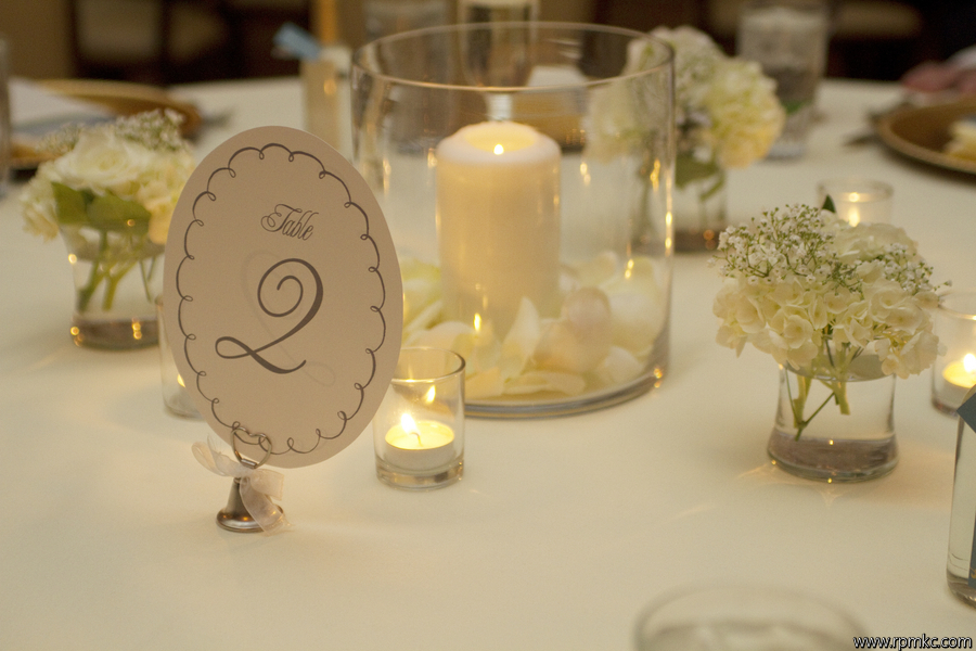 Gold and silver wedding julie blanner