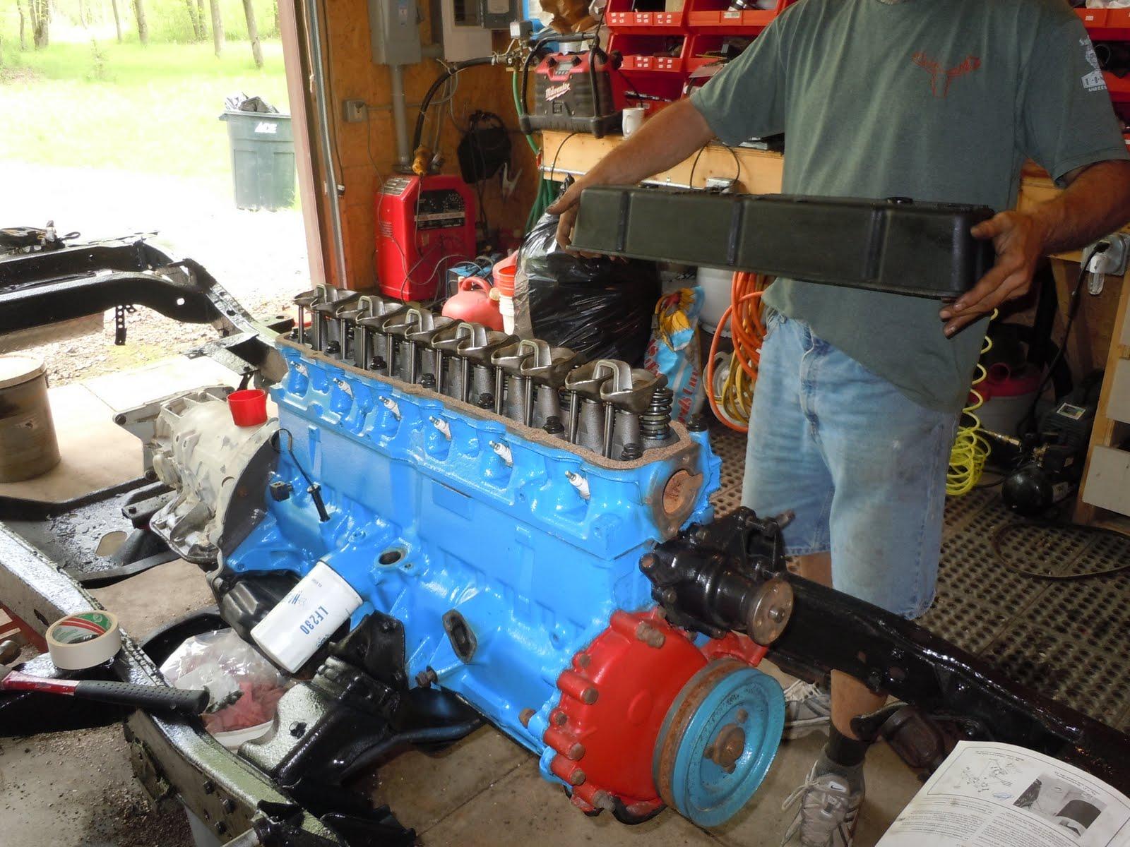 Image Result For Inline Jeep Engine Build Up