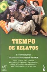 Tiempo de relatos. Booket 2006.