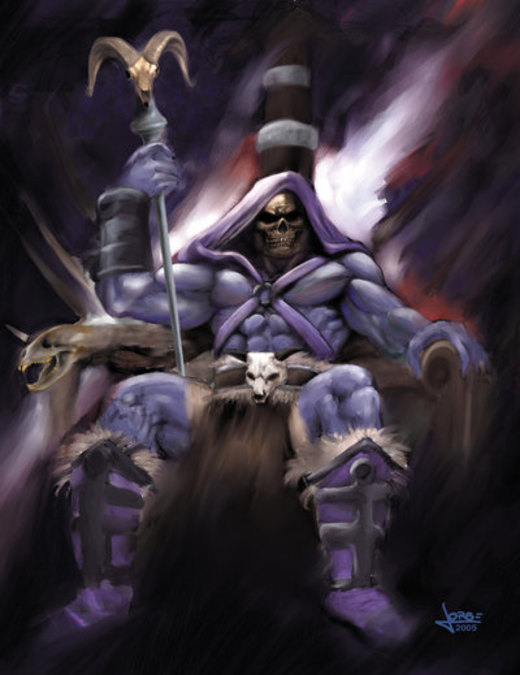 Skeletor por Ballestrasse