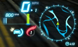 Need For Speed World - RPM Green Zone