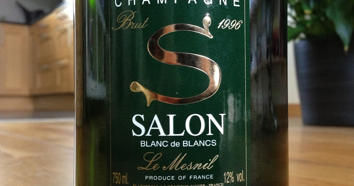 Champagnebloggen 1996 salon for 1996 salon champagne