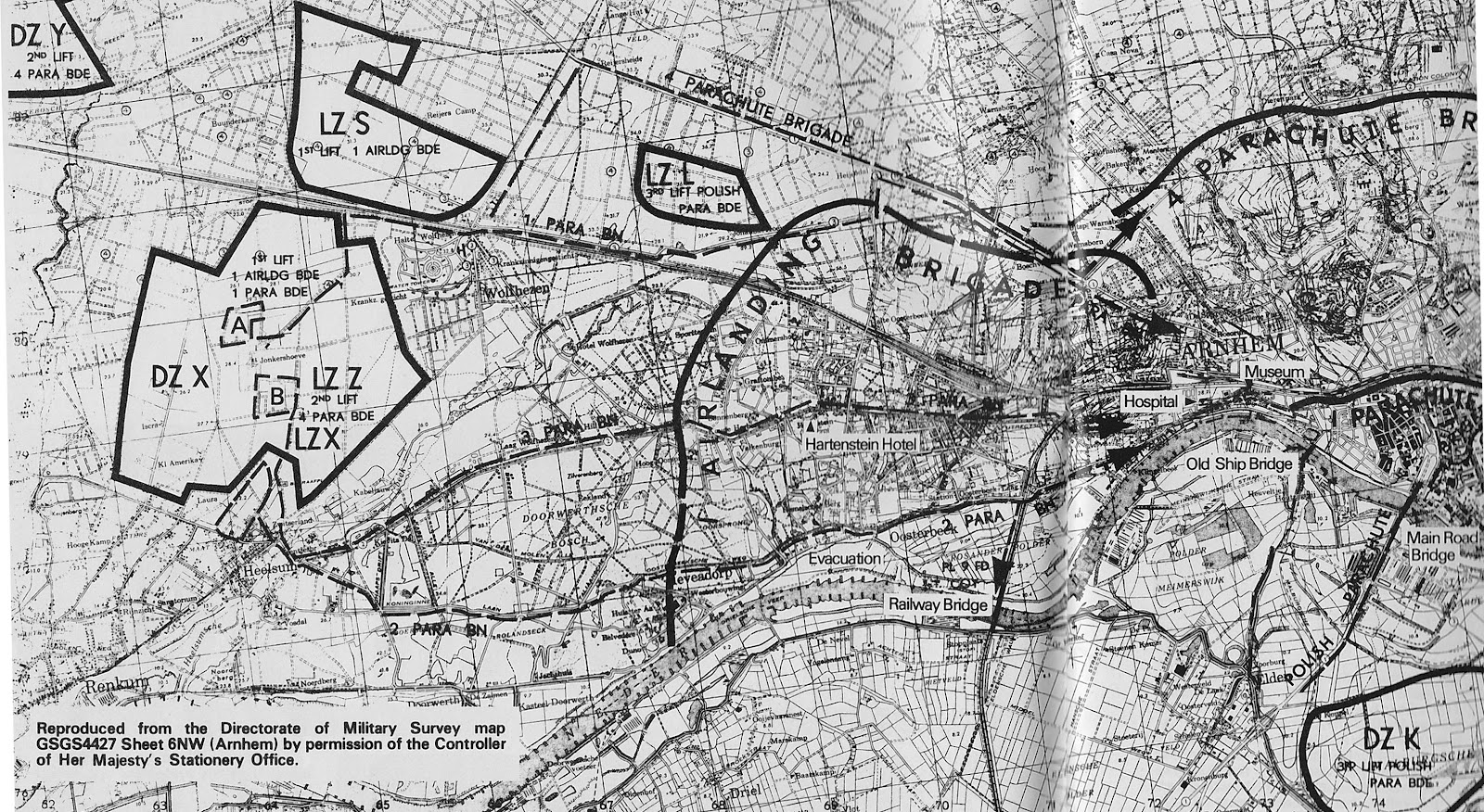 operation market garden Operation market garden (17–25 september 1944) was an unsuccessful allied military operation planned, and predominantly led, by the british it was fought in the netherlands and germany in world war ii.