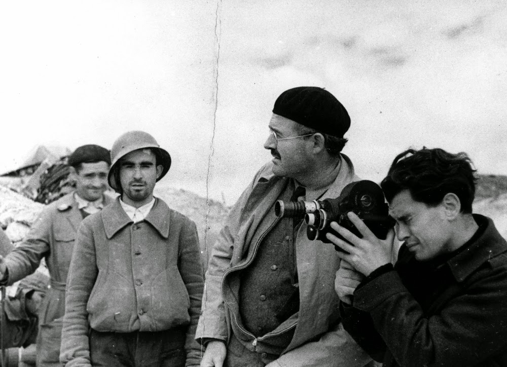 """an analysis of the book ernest hemingway and his world The hemingway connection scholars uncover the literary links between the work of ernest hemingway and american black """"as he was writing his first book."""