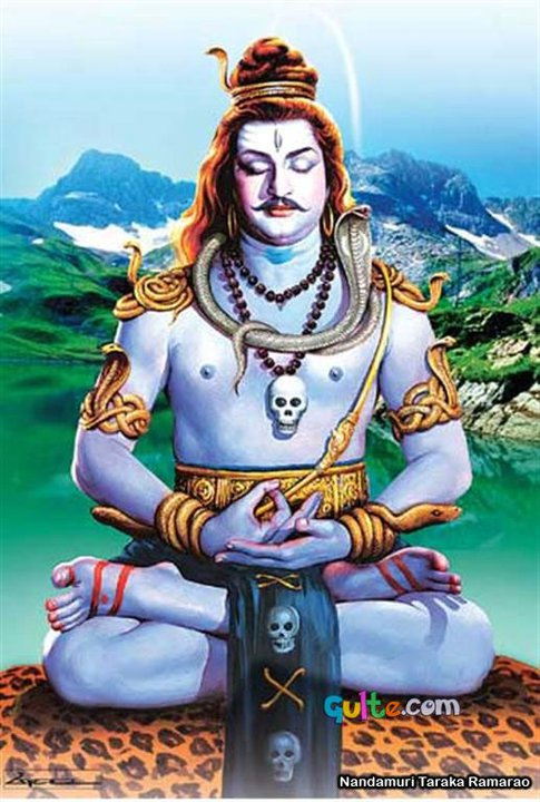 Shiva the ALMIGHTY
