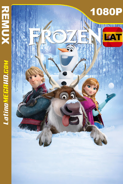 Frozen: Una aventura congelada (2013) Latino HD BDREMUX 1080P ()