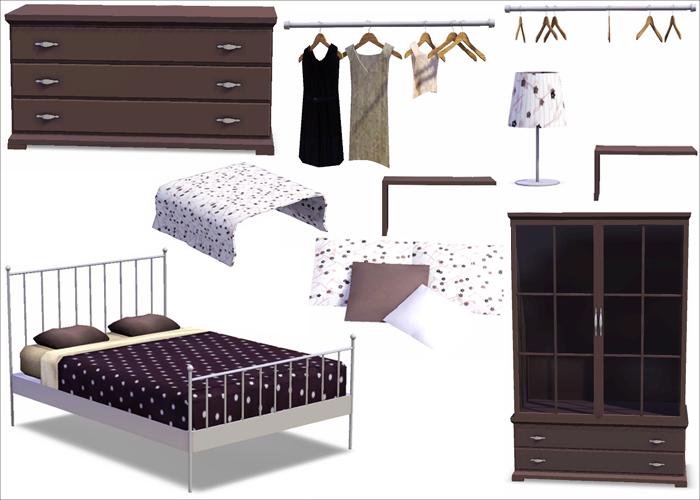 my sims 3 blog birkeland bedroom set by breeze