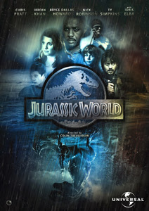 Jurassic World (2015) HD