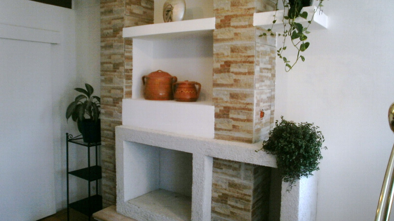 heimwerker brasa murano bio ethanol kamin mit kunst stein. Black Bedroom Furniture Sets. Home Design Ideas